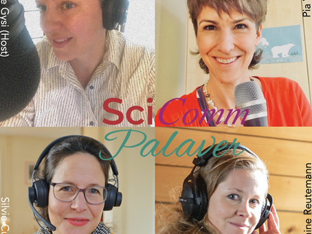 catta im Podcast über WiKom und Citizen Science