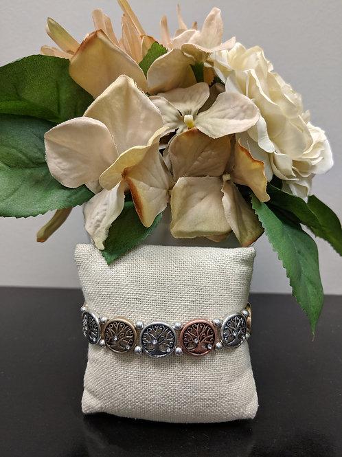 Tree Coins Bracelet