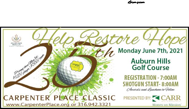 25th Golf Tournament Announcement - 5.pn
