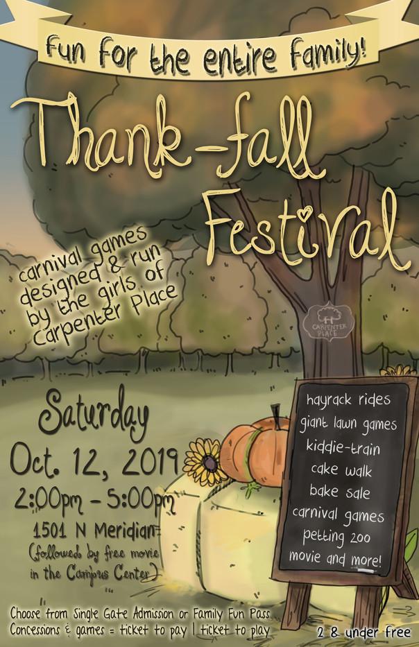 Thank-fall Festival
