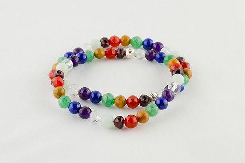 Chakra Bracelet with Amazonite