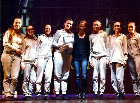 Terze Classificate al Tripudium Ballet 2015