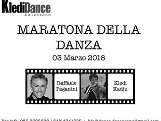 Maratona della Danza • 3 Marzo 2018