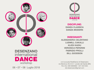DESENZANO INTERNATIONAL DANCE