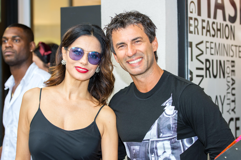 Rossella Brescia e Kledi Kadiu