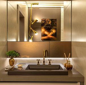 Banheiro do Hospede CASACOR Ribeirao Pre