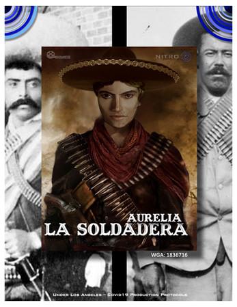 Aurelia, the soldieress.