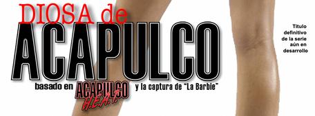 Godess of Acapulco