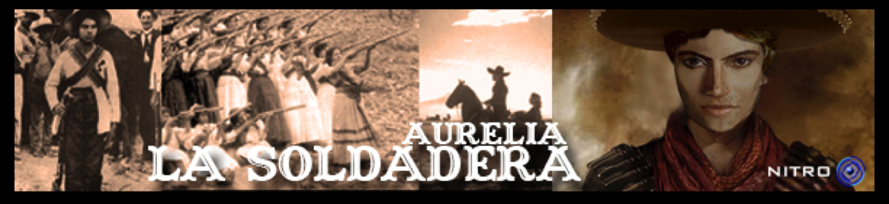 Aurelia, the soldieress