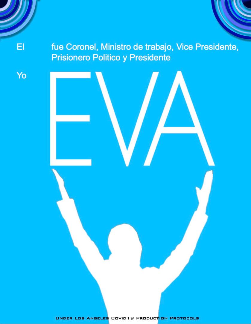 Eva, him and me.