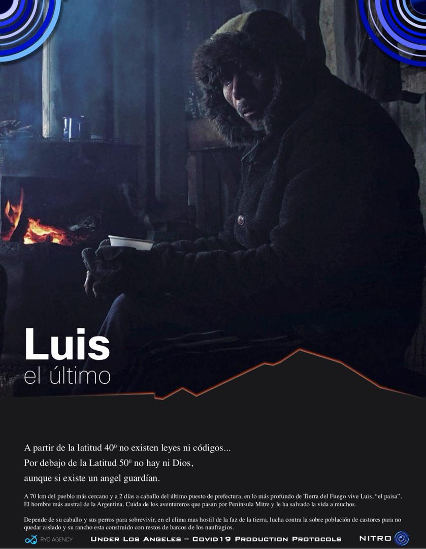 Luis, The Last One