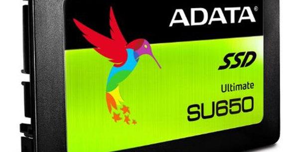 """ADATA 120GB Ultimate SU650 2.5"""" SATA SSD"""