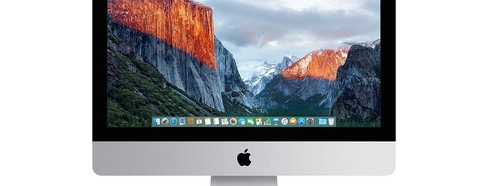 "APPLE IMAC 2011 A1311 21.5"" i5 QUAD CORE @ 2.5GHz 16GB RAM 2 TB HDD OS"