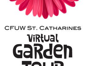 CFUW St Catharines Virtual Garden Tour 2021