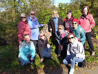 Mid-week Hikers Too