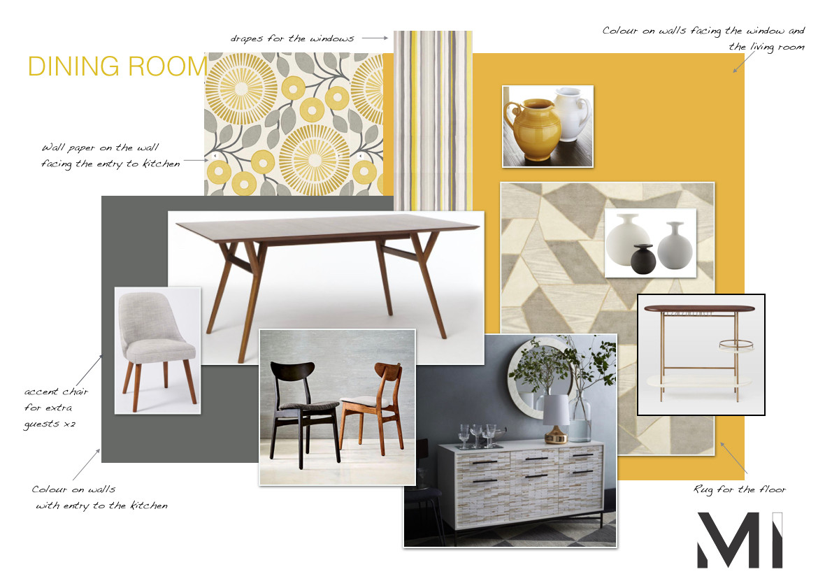 Matejka interiors  Concept ideas for Interior styling in Melbourne with modern abstract art