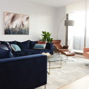 Home Styling and a new fireplace in Mornington