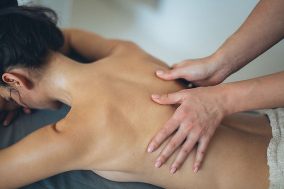 Massage Karlstad & Deje Care of Moa