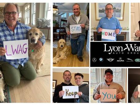 LWAG Stays Home to Keep You Safe!