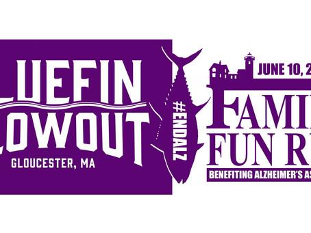 Lyon Waugh + Bluefin Blowout Family Fun Run and 5k