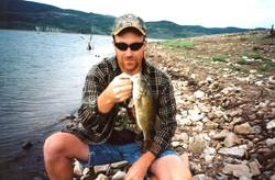 Small Mouth Bass Fishing