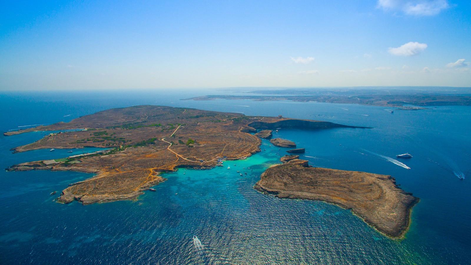 Comino Island