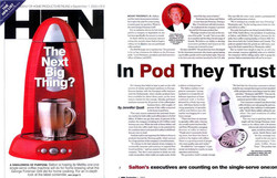 One to One Pod Coffee Maker