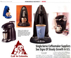 Juan Valdez Pod Coffee Maker