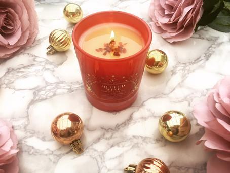 Gemporia Gemstone Candles - Christmas edition
