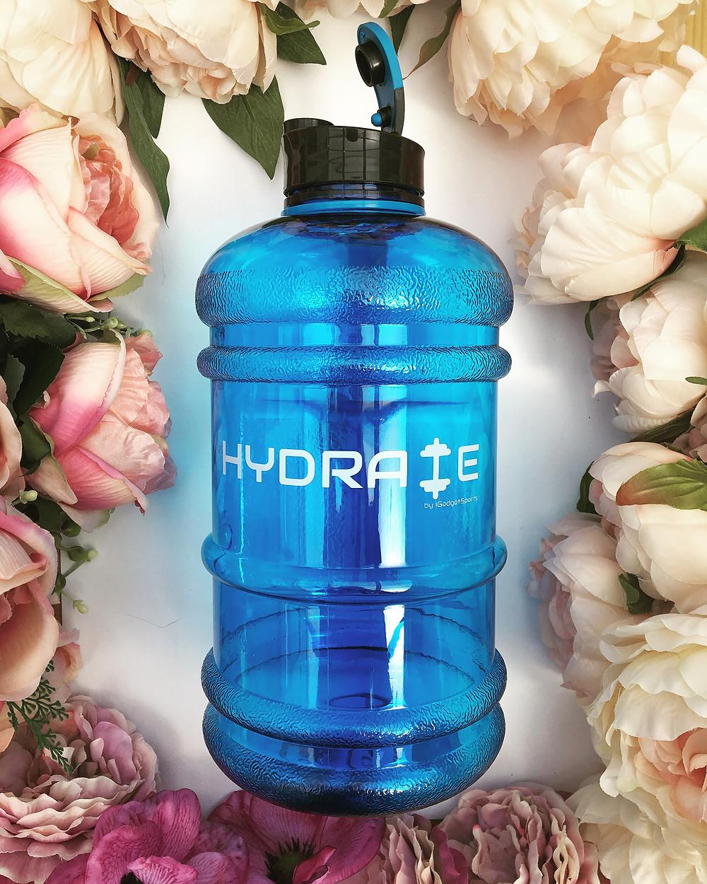 Yanika Cordina 2 litre water bottle