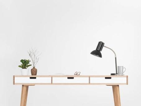 Scandinavian Office Style