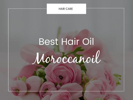 Best Hair Oil - Moroccanoil