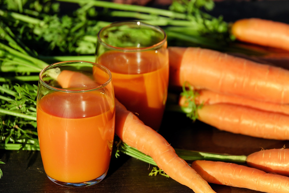 10 foods to eat every day - carrots