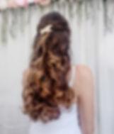 hair curler, flower curl, heatless hair