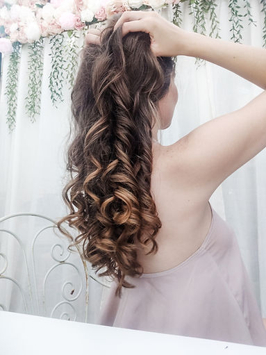 long lasting curls