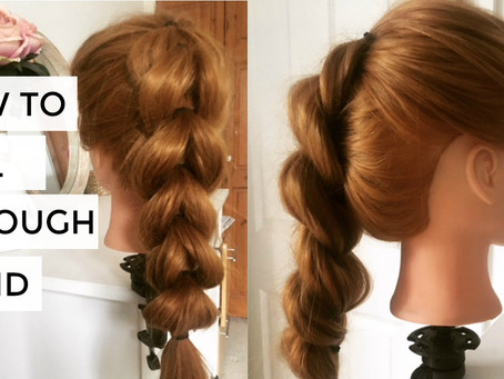 Pull Through Braid Tutorial | Cordina Hair