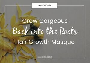 Grow Gorgeous back into the roots masque