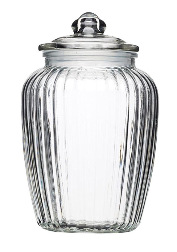 Bath bomb jar
