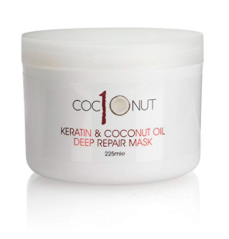 hair mask for dry damaged hair