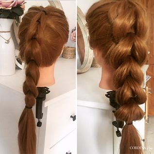 HOW TO PULL THROUGH BRAID