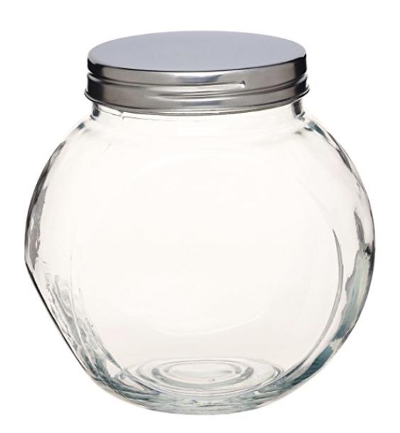 Bath Bomb Storage jar