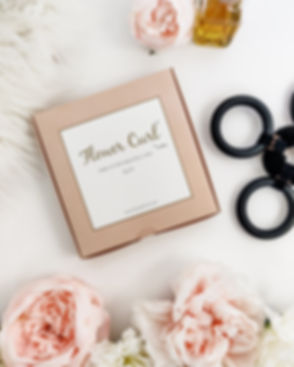 hair curler, flower curl