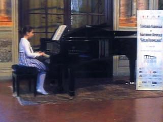 Una piccola grande... pianista!