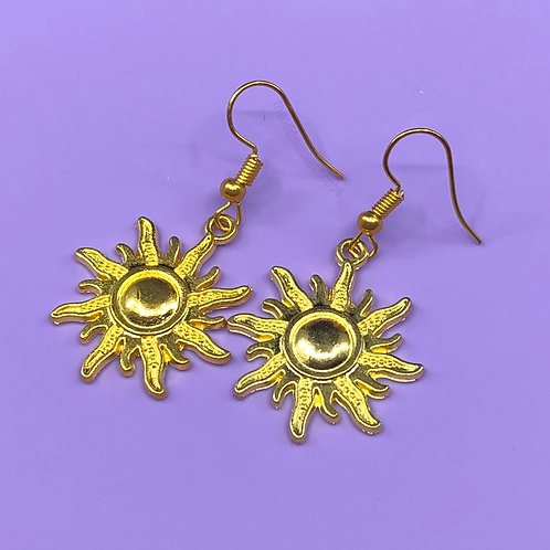 Sun Kingdom Earrings