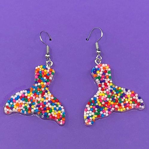 Mermaid Sprinkles Earrings