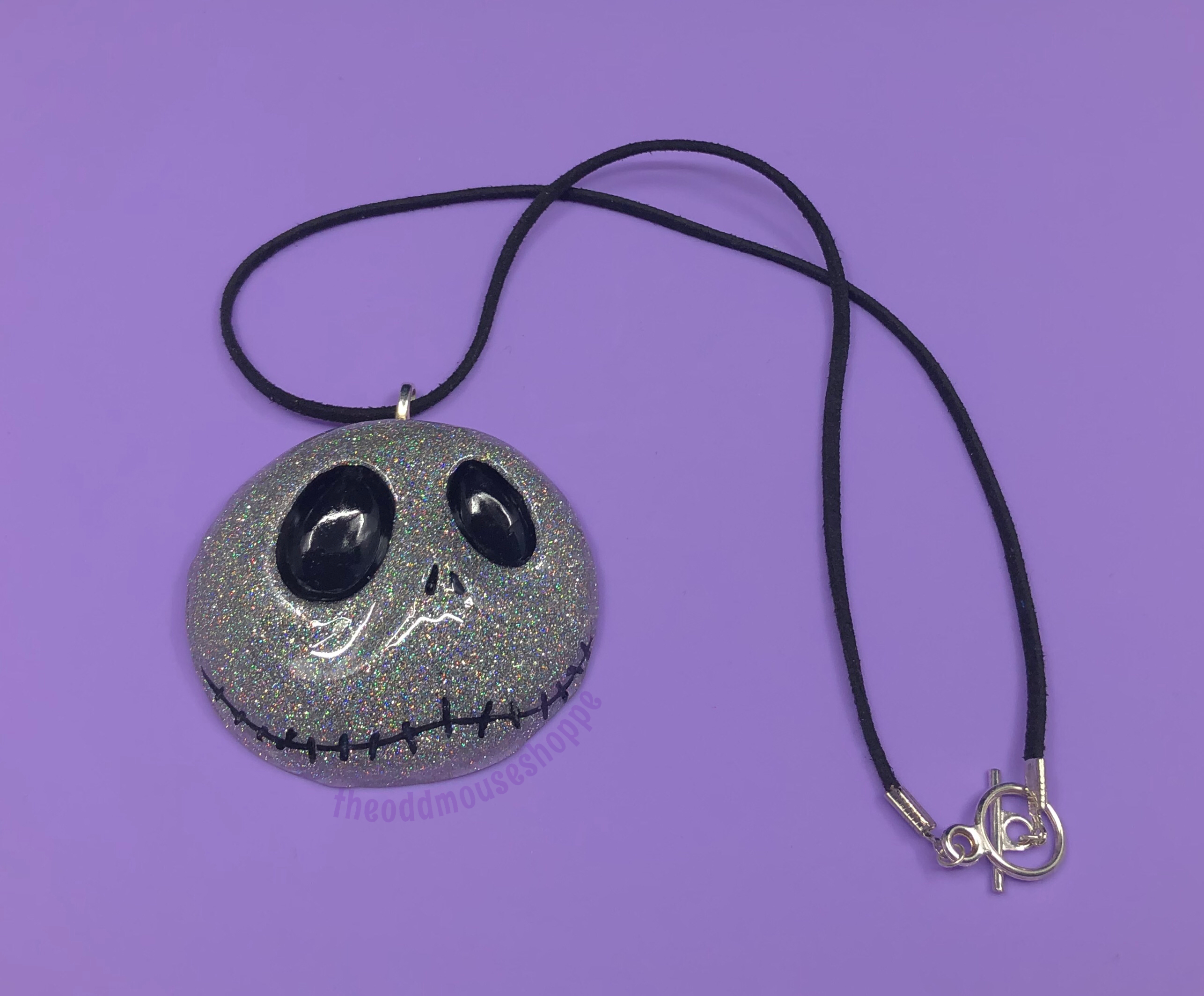 Jack Holo Necklace