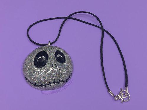 Jack Glitter Necklace