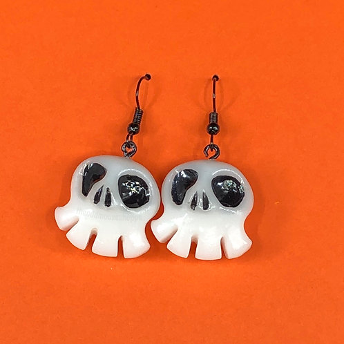 Mini Skull Earrings