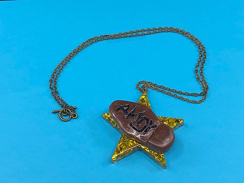 Sheriff Necklace
