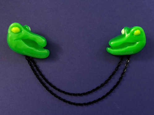 Ursula's Poopsies Glow Sweater Clips